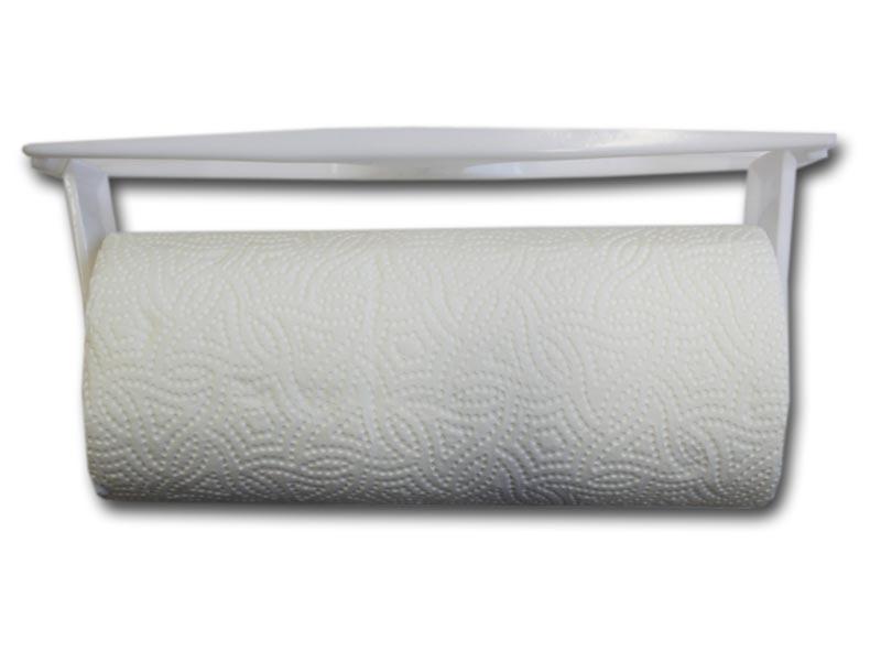 k chenrollen haushalts papierrollen halter kunststoff ebay. Black Bedroom Furniture Sets. Home Design Ideas